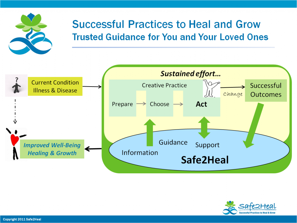 Successful Practices to Heal & Grow